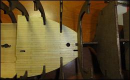 «Баунти» — вторая часть кормовой нижней палубы
