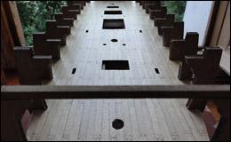 «Баунти» — установка и оклейка средней палубы