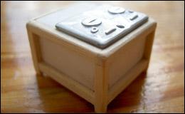 «Баунти» — камбузная печь