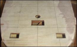 «Баунти» — установка верхней палубы