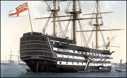 HMS «Victory» от DeAgostini