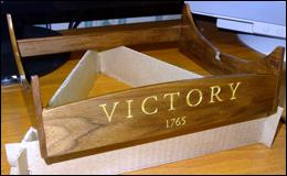 Переделка подставки для «Виктории»