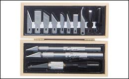 Ножи для постройки моделей
