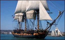Реплика HMS «Surprise»