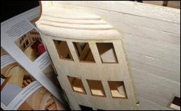«Виктория» — установка балкона и оклейка гондека