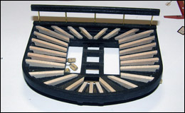 HMS «Victory» — марсовая площадка грот мачты